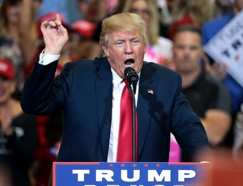Donald Trump: Storytelling in 140 Characters