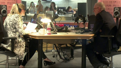 Jeremy Corbyn having an uncomfortable moment on women's hour