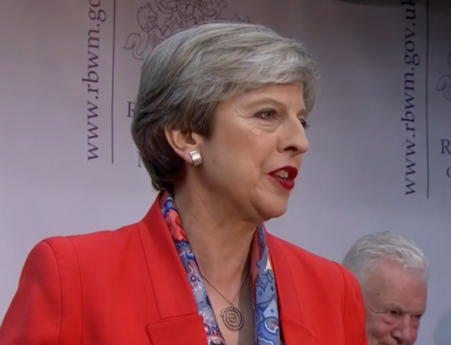 Pathos: The Missing Emotion in Theresa May's speeches.