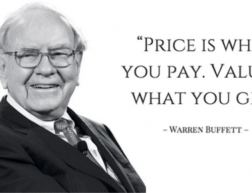 Warren Buffett and the skill that will boost your career value by 50%