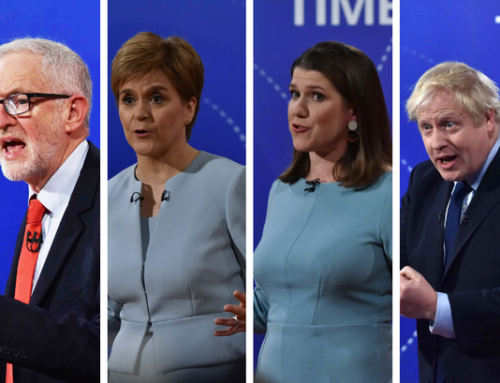 Can your public speaking style win you an election?