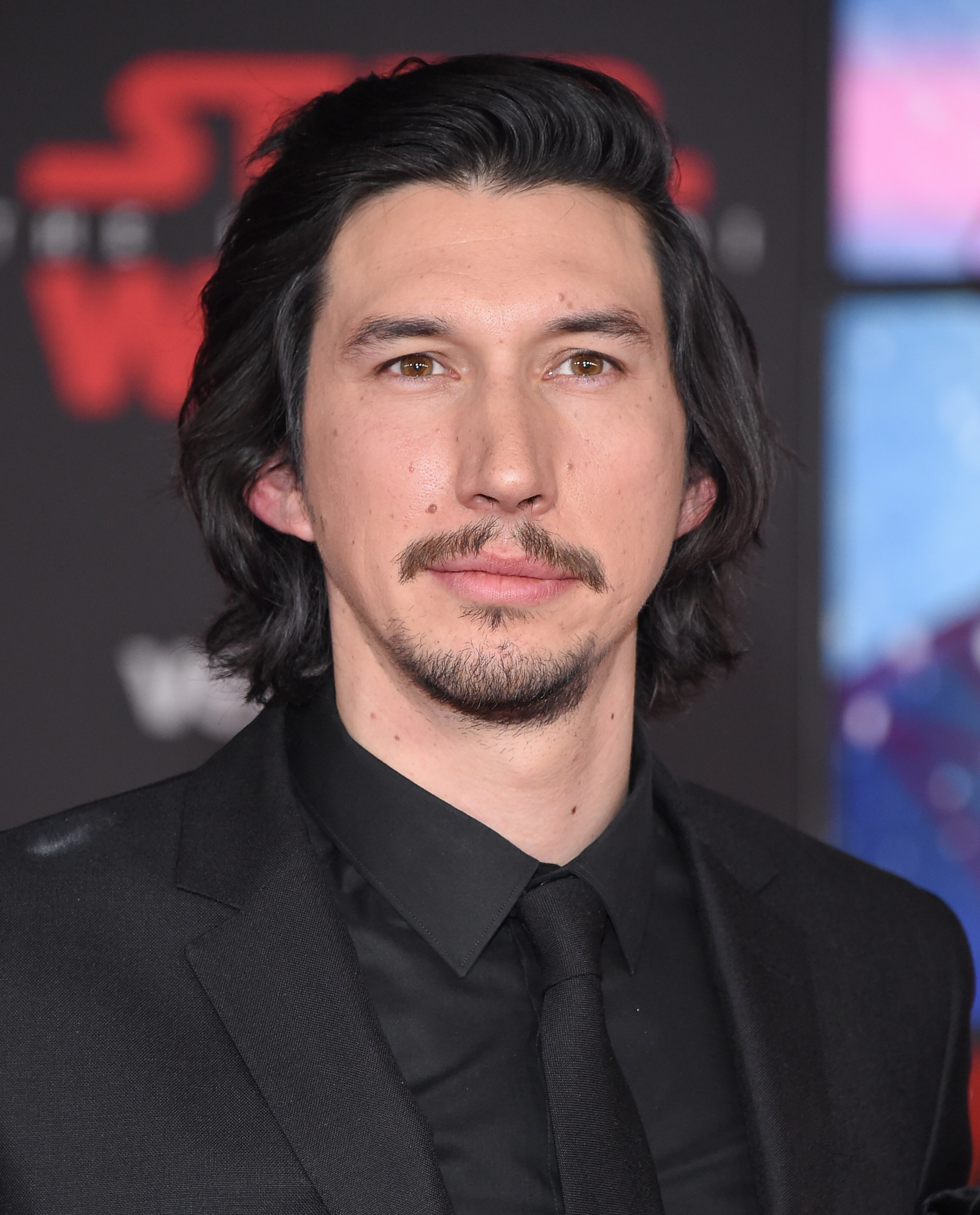Adam Driver walked out of an interview when forced to watch himself on screen