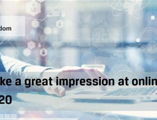 Your Questions Answered On Making A Great Impression At Online Meetings