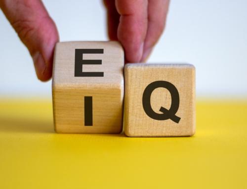 How do we develop Emotional Intelligence?